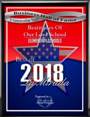 La Mirada Hall of Fame